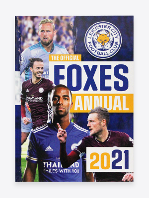 Leicester City Official 2021 Annual