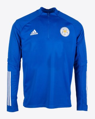 2020/21 Blue 1/4 Zip Training Top