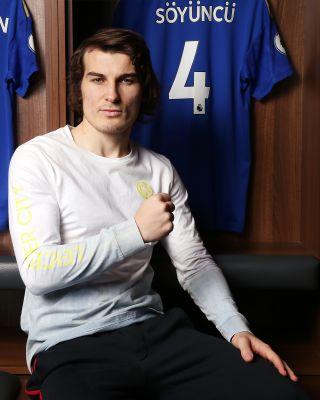 Leicester City Thai Natural Dye - Crest Long Sleeve T-Shirt