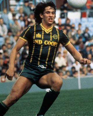 Leicester City Retro Shirt 1983/85 Away - LINEKER 8