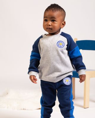 Leicester City Baby/Toddler Raglan Sweat