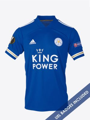 Leicester City King Power Home Shirt 2020/21 - UEL