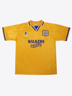 Leicester City Retro Shirt 1994/96 Away
