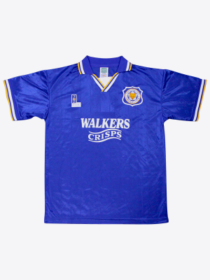 Leicester City Retro Shirt 1994/96 Home