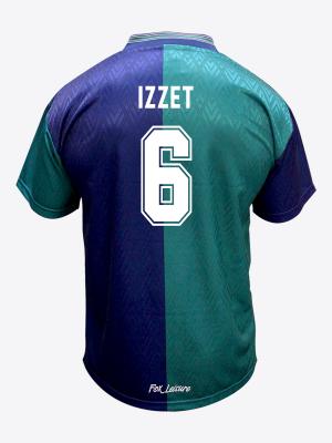 Leicester City Retro Shirt 1995/96 Third - IZZET 6