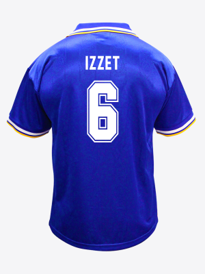Leicester City Retro Shirt 1994/96 Home - IZZET 6