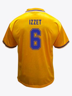Leicester City Retro Shirt 1994/96 Away - IZZET 6