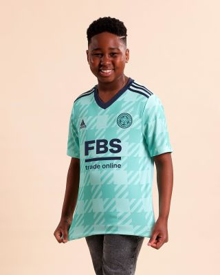 Leicester City Away Shirt 2021/22 - Kids