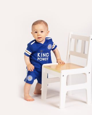 Leicester City Baby/toddler Home Kit Set 20/21