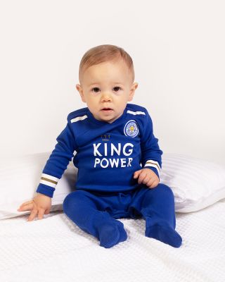 Leicester City Home Kit Sleepsuit 20/21