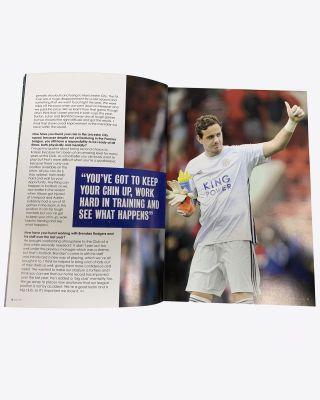 Matchday Magazine FA Cup - LCFC v Birmingham