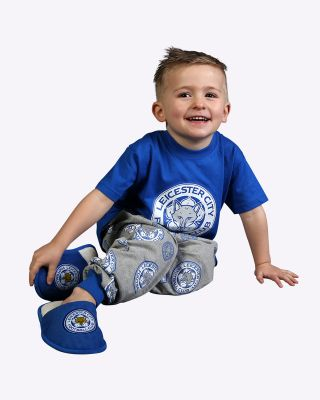 Leicester City Boys Pyjamas