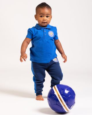 Leicester City Baby/Toddler Blue Polo