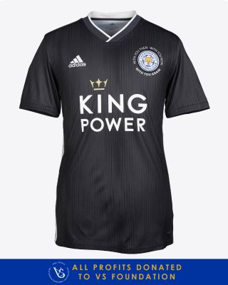 2019/20 Then Now Again Edition Junior Grey Away Shirt