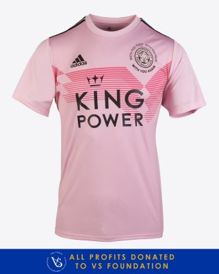 2019/20 Then Now Again Edition Junior Pink Away Shirt