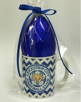 Leicester City Easter Egg With Mug