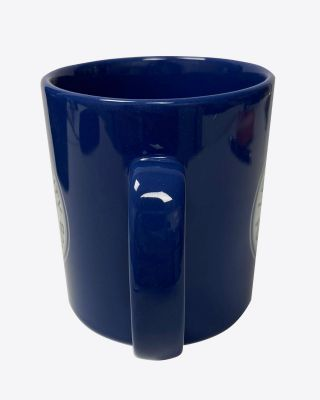 Leicester City Blue Crest Mug
