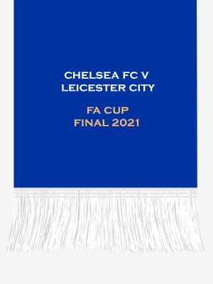 FA Cup Final Bar Scarf