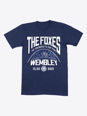 FA Cup Final Fox Eyes T-Shirt - Kids