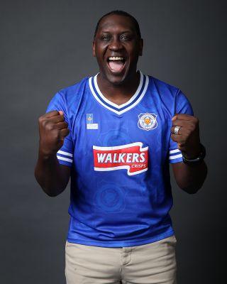 Leicester City Retro Shirt 1996/98 Home