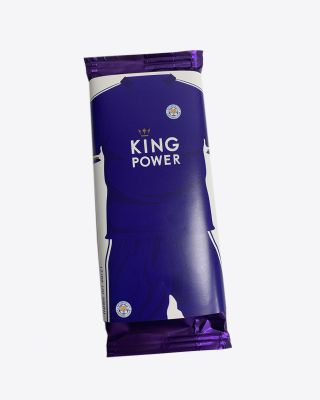 Leicester City Home Kit 110g Cadbury Bar