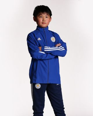 2020/21 Blue Training Jacket - Kids