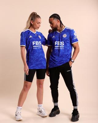 Leicester City Home Shirt 2021/22