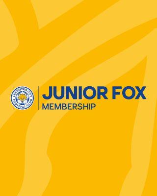 Junior Fox Membership