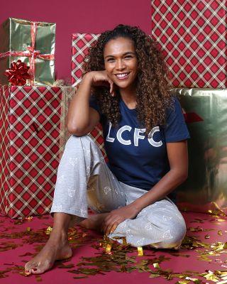 Leicester City Womens Pyjamas