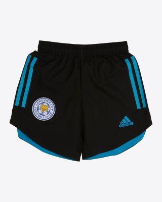 Leicester City Goalkeeper Shorts Black 2020/21 - Kids