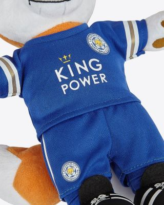 "Leicester City 10"" Home Kit Filbert"