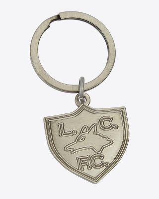 Leicester City 1949 Shield Crest Keyring