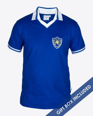 Leicester City Retro Shirt 1979/83 Home