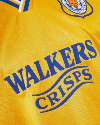 Leicester City Retro Shirt 1994/96 Away