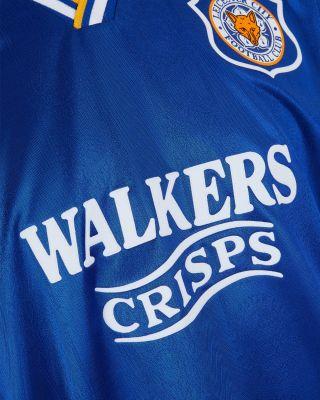 Leicester City Retro Shirt 1994/96 Home