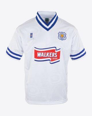 Leicester City Retro Shirt 1996/98 Away