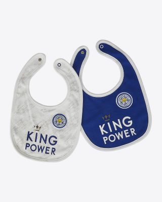Leicester City Home/Away 2 Pack Bibs 20/21
