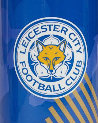 2021/22 Leicester City Home Kit Bottle