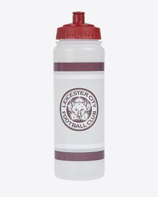 Leicester City Maroon Kit Water Bottle 2020/21