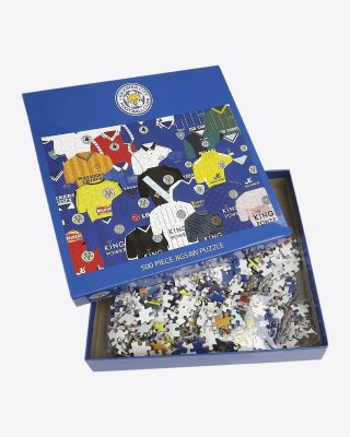 Leicester City 500 Pc Jigsaw