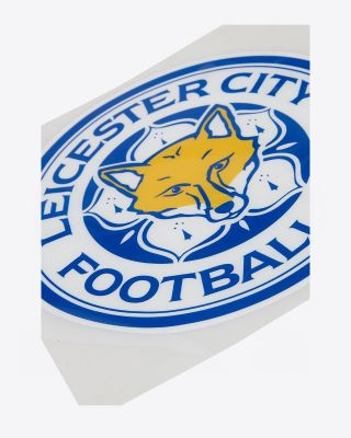 Leicester City A5 Car Sticker