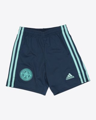 Leicester City Away Shorts 2021/22 - Kids