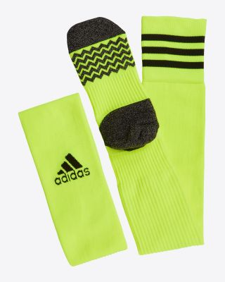 Leicester City Goalkeeper Socks Yellow 2021/22