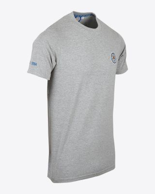 Leicester City Mens Grey Capsule T-Shirt