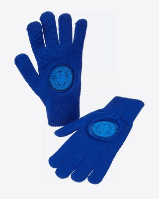 Leicester City Rubber Print Gloves