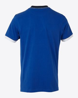 Leicester City Mens Blue Anstey T-Shirt