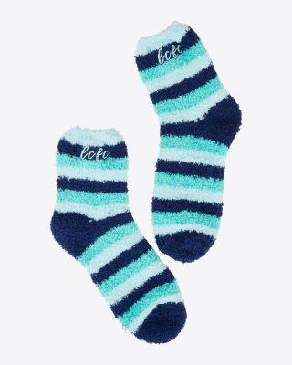 Leicester City Away Kit Slipper Socks