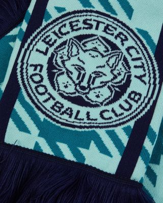 Leicester City Away Scarf 2021/22