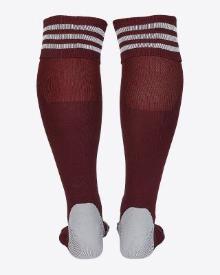 Leicester City Maroon Away Socks 2020/21