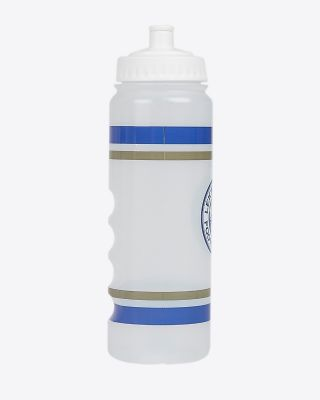 Leicester City White Kit Water Bottle 2020/21